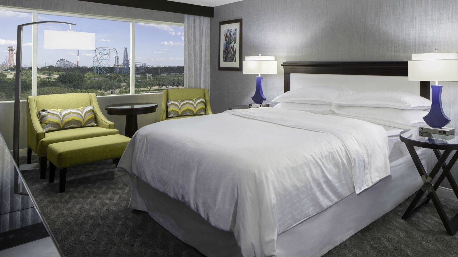 Sheraton Arlington Hotel - Guestroom Renovation